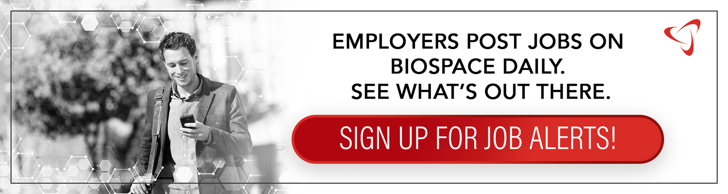 Click to sign up for job alerts